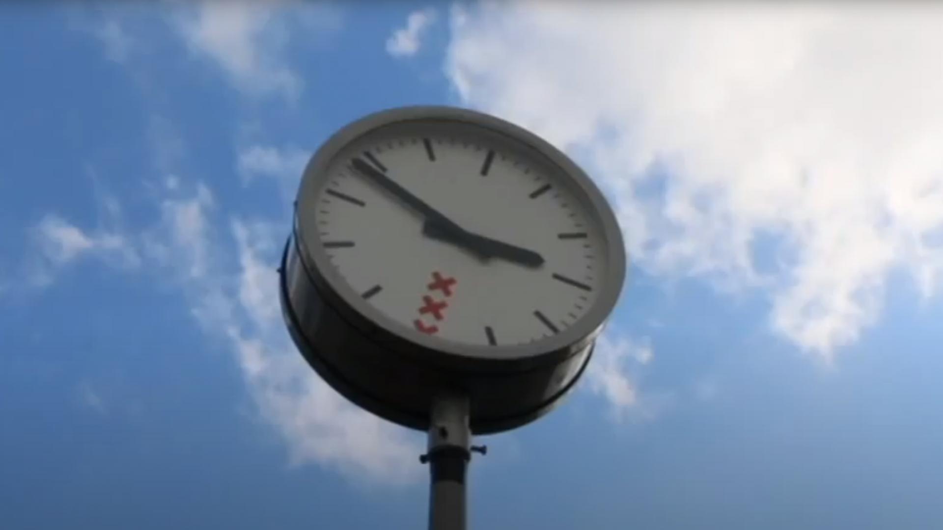 Toelatingsfilm HKU Rustige Drukte